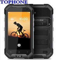 Blackview BV6000S 4 г NFC Водонепроницаемый противоударный смартфон MTK6735 4 ядра 4,7 дюймов 4 г 2 ГБ 16 ГБ 4200 мАч gps ГЛОНАСС мобильного телефона
