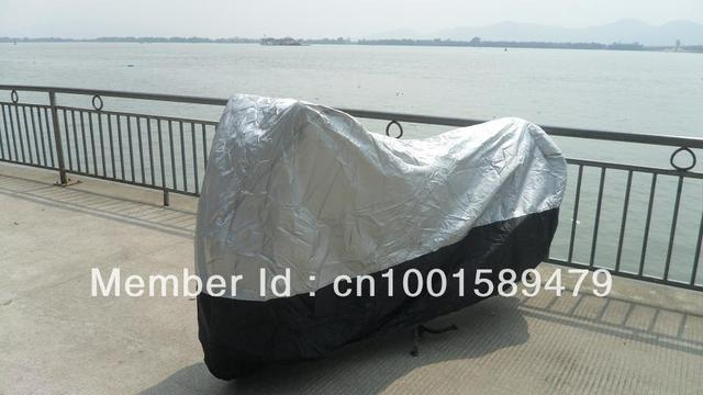 High Quality Dustproof Motorcycle Cover  for Suzuki GS500F GS 500 F Bike different color options