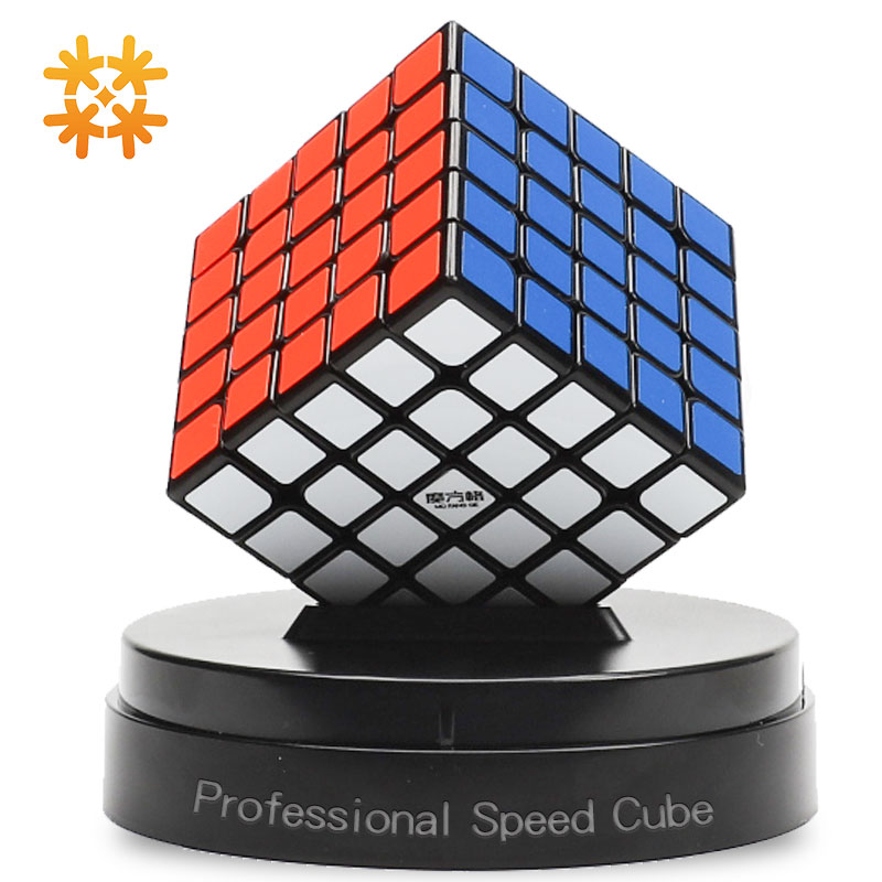 Qiyi Mofangge Wushuang 5x5x5 Speed Magic Cubes Profession Puzzles Cubes Learning Toys For Children Toys For Adults