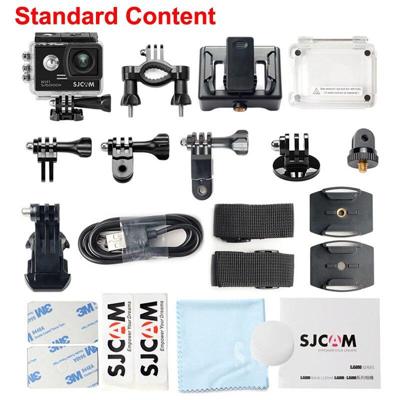 SJCAM SJ5000X Elite Akcija Kamera 4K WiFi Sport DV Diving 30M - Kamera i foto - Foto 5