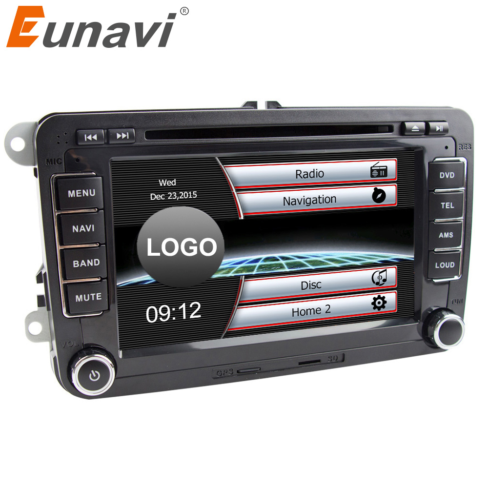 buy eunavi 2 din 7 39 39 car radio dvd player. Black Bedroom Furniture Sets. Home Design Ideas