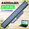 4400 mah batería para compaq 510 511 610 615 para hp 550 business notebook 6720 s 6730 s 6735 s 6820 s 6830 s hstnn-ib51 hstnn-ib62