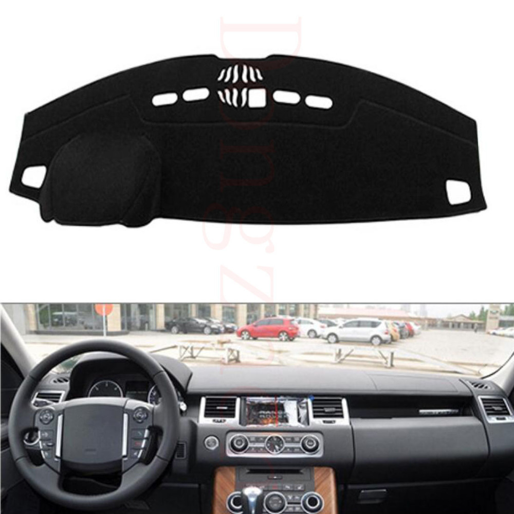 Dongzhen Fit For Land Rover Discovery 2005-2016 Range Rover Sport 2005-2013 Car Cover Avoid Light Pad Instrument Dash Cover