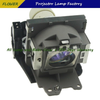 5J.06001.001 For BENQ MP612 MP612C MP622 MP622C with 180 days warranty Projector Lamp with housing replacement projector lamp with housing mc jfz11 001 osram p vip 210 0 8 e20 9n lamp for acer p1500 h6510bd 180 days warranty
