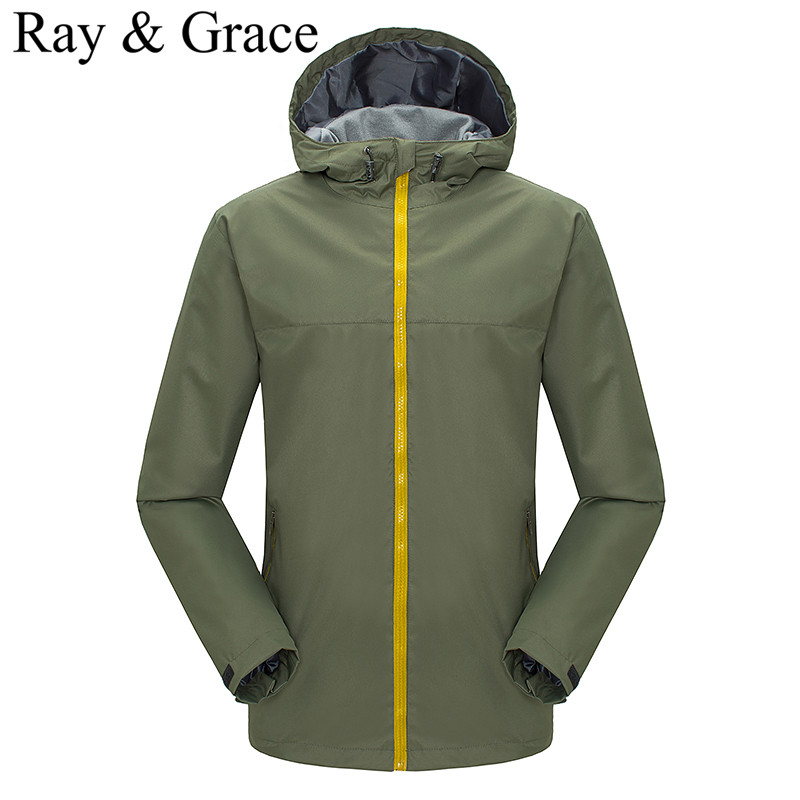 Sports Rain Jacket - Fashion Ideas