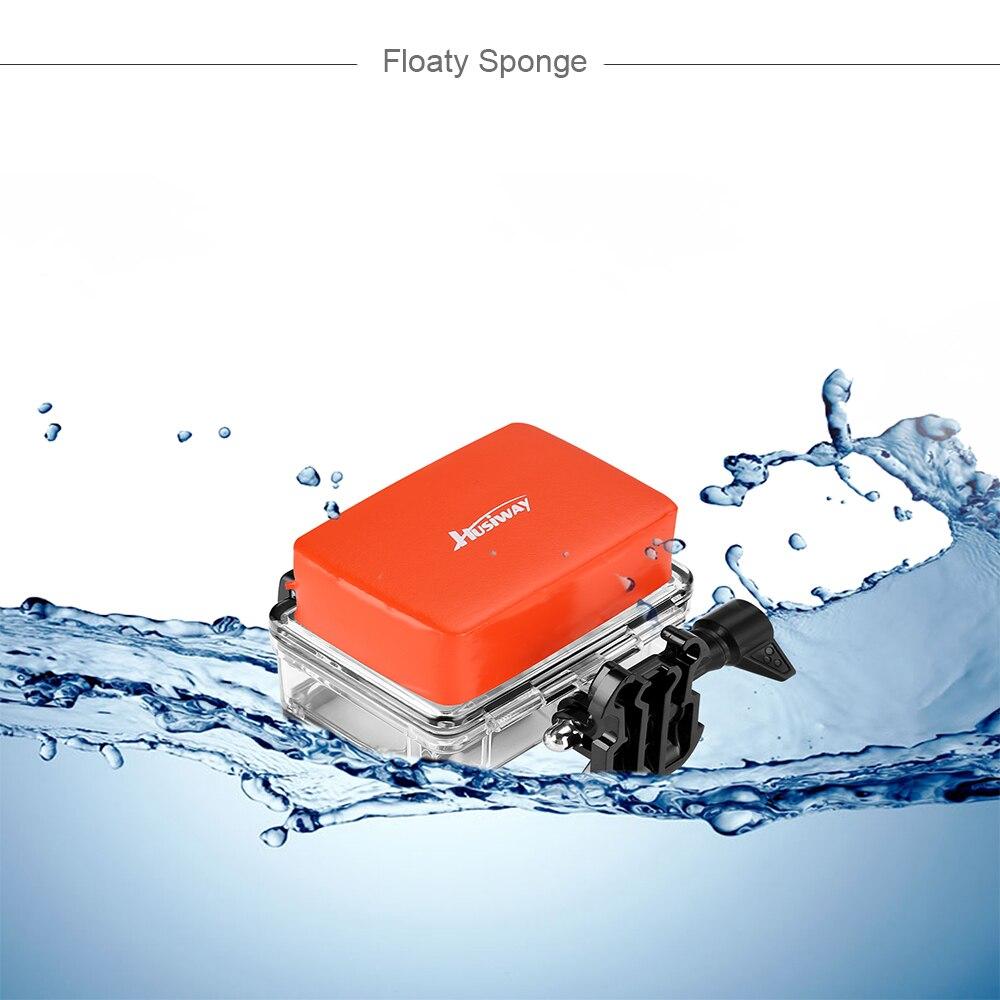 Floaty sponge