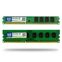 Brand Xiede Memory Ram 1 5v DDR3 1600Mhz 2GB 4GB 8GB For Desktop Memoria PC3 12800