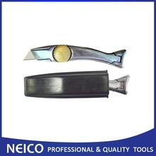 送料無料 高品質カーペットサメナイフでコンパクトホルスター、屋根ビニール床ナイフ