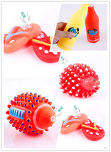 Squeaky Sound Rubber Screaming Toy Pet Squeak Toys Dog Cat Puppy Play Chew Relax Press Dolls