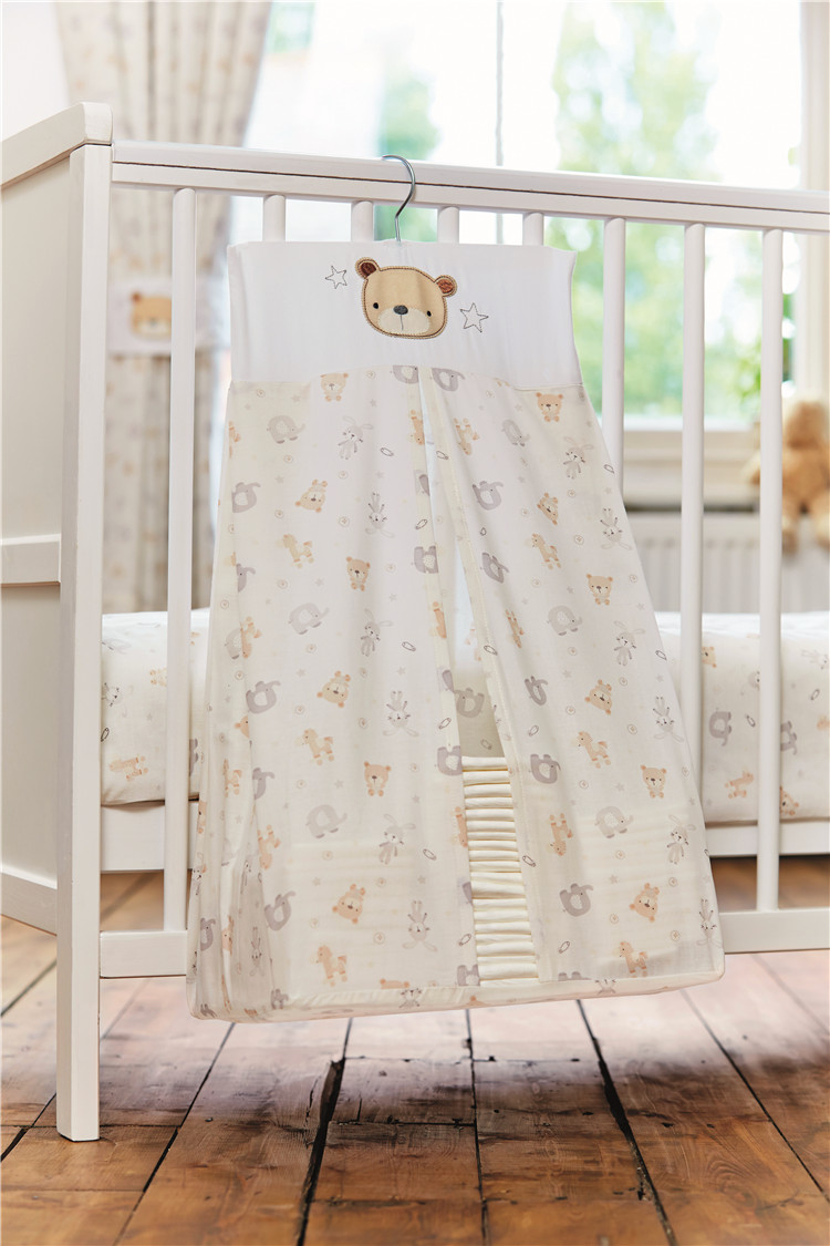 Gex Baby Cot Bed Hanging Storage Bag Crib Organizer Toy