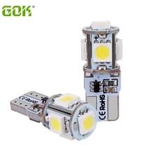 20pcs/lot T10 Strobe flashing 194 W5W 5led 5050SMD LED lasting shine+auto strobe flash Two modes of Operation Car light bulbs