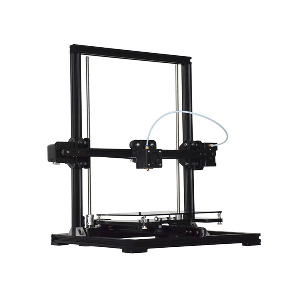 Tronxy 2016 X3 newest Upgraded Aluminium Structure High Precision Reprap 3D printer DIY kit series print