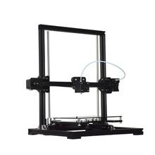 Tronxy 2016×3 последним модернизированная алюминиевая конструкция высокая точность reprap 3d принтер diy kit серии, размер печати 220*220*300 мм