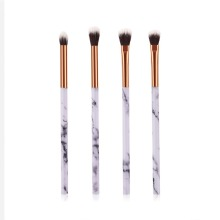 1/4 Pcs Marble Blending Eyeshadow Brushes