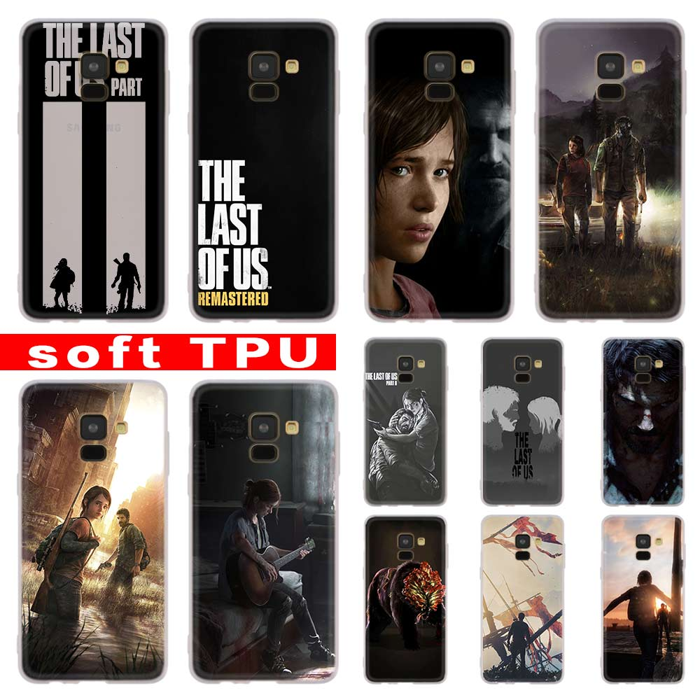 The Last Us Video games For Samsung Galaxy A10/A30/A40/A50/A70 A9 A8 A6 a7 2018 A3 A5 2017 2016 TPU Case Cover Soft image