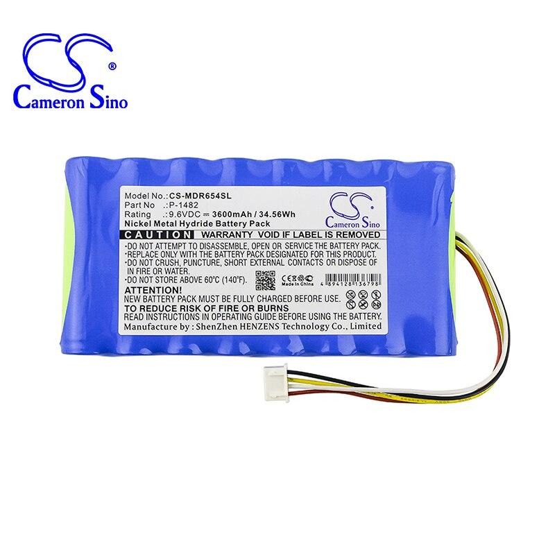 Cameron Sino 3600mah battery for MEGGER CA 6543 P-1482 batteries Cameron Sino 3600mah battery for MEGGER CA 6543 P-1482 batteries