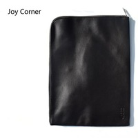 Small 25 35 Cm Document Bag Waterproof PU Leather File Folder Document Filing Bag Office Supplies