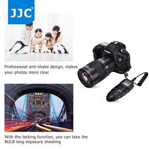 Image 5 - Jjc Wireless Multifunctionele Lcd Timer Afstandsbediening Voor Canon Eos 850D 5DS R 1DC 1D 5D 7DM3 7DM2 6D 5D2 5D3 Als RS 80N3 TC 80N3