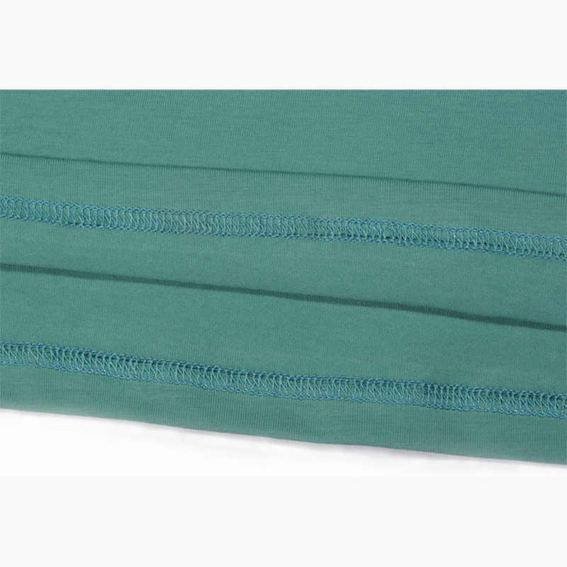 Enjeolon брендовая качественная Однотонная футболка 6 цветов для мужчин, хлопковая одежда с вырезом, повседневная мужская футболка больших размеров S 4XL T1530