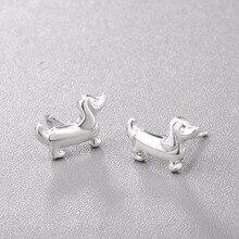 Fashion Cartoon Lovely Animal Dog Earrings