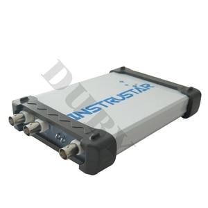 Image 2 - ISDS205X וירטואלי מחשב USB אוסצילוסקופ DDS אות היגיון מנתח 2CH 20 MHz רוחב פס 48MSa / s 8bit ADC FFT מנתח