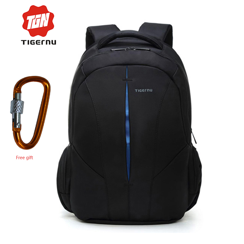 Tigernu Computer Laptop Backpack 15 6 inch School Bags Travel Business Backpack Mochila Waterproof Free Gift