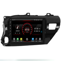 10.2 inch Android 9.1 Car radio for TOYOTA Hilux 2017 2018 Car DVD GPS Navigation Video Radio Multimedia Stereo player
