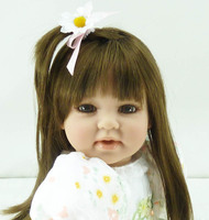 50cm Silicone Reborn Baby Doll Toys 20