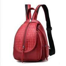 Mhcadd Мода 2017 г. Для женщин Рюкзаки небольшой отдых путешествия Вышивка Крестом Пакет мягкая искусственная кожа сумка ранцы для Обувь для девочек Женский Досуг сумка