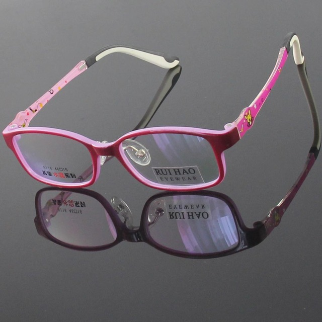 fb82f6cd9c1 Children Glasses Frames Girls Children Eyeglasses Myopia Eyewear Frames  Kids Eyeglass Frames Optical Children Eye Eyeglasses