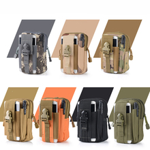 Tactical Molle Waist Bag Military Waist Fanny Pack Utility Gear