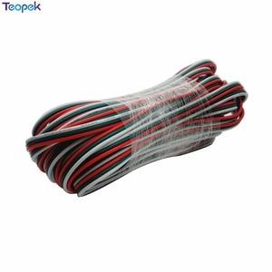 2pin 3pin 4pin 5pin 6pin Verlängerung Draht Kabel 22AWG Led Stecker Für WS2812 WS2811 RGB RGBW RGB CCT 5050 3528 LED Streifen