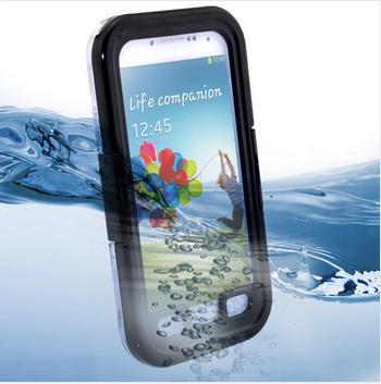 Samsung Original Factory Price Shockproof Waterproof Case For I9500 Galaxy S4 S3 I9300 Note 2 Note 3 Waterproof Case Bag