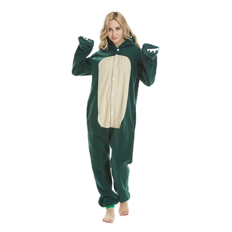 ... 2018 Новый Onesie Оптовая продажа животных пижамы Snorlax Комбинезоны  взрослых унисекс Для женщин с капюшоном пижамы ... 0e966e0b5b7b2