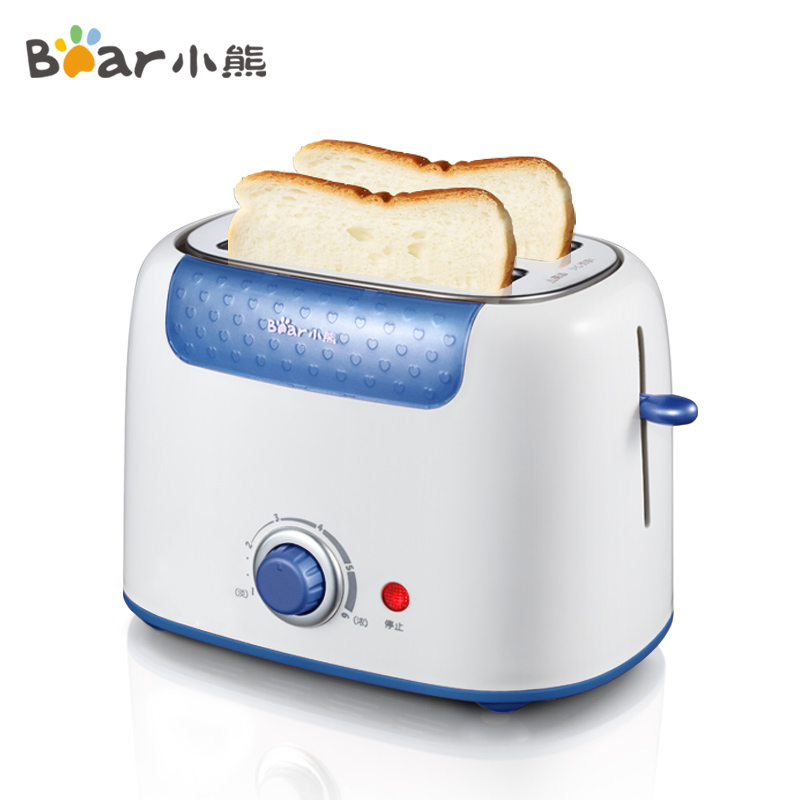 Household Toaster 2 silcers Breakfast toast machine Automatic bread maker kitchen appliances Free Shipping cukyi 2 slices bread toaster household automatic toaster breakfast spit driver breakfast machine