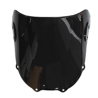New Black Motorcycle Double Bubble Windshield Windscreen Fairing For Honda CBR 900 RR 893 1994 1997