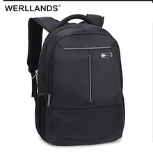 Werllands водонепроницаемый рюкзак для ноутбука ноутбук сумка деловые мужчины рюкзак большой емкости городской рюкзак для путешествий