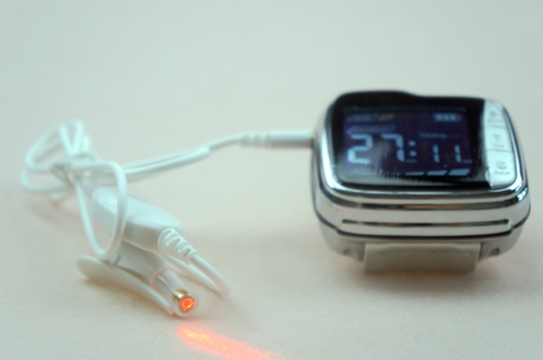 650nm Laser Wrist Watch hypertension Diabetes Laser Therapy physiotherapy  no side effect no–talk therapy for children