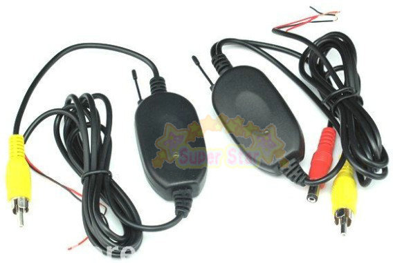 2.4G WIRELESS Module adapter for Car Reverse Rear View backup Camera cam