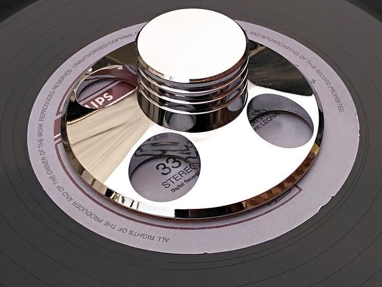 LP Vinyl Turntables Metal Disc Stabilizer Record Weight / Clamp Silver / Gold лесоповал я куплю тебе дом lp