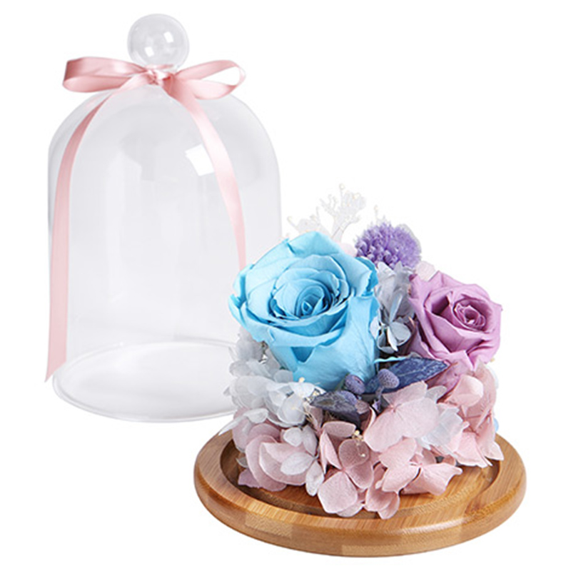 ZOTOONE Easter Decoration Gift Ecuadorian Rose Everlasting Preserved Flowers Valentine 39 s Day Gift for Sweetheart and Parents G in Party DIY Decorations from Home amp Garden