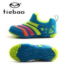 TIEBAO fútbol tacos de fútbol niños fútbol zapatos TF fútbol Zapatos niños  niñas zapatillas Botas( 956ff3e892766