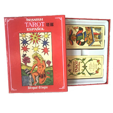 78 pcs/set Tarot Board Game High Quality Cards with Instructions