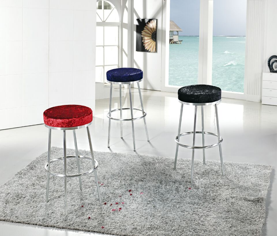 online get cheap modern bar stools sale aliexpresscom  alibaba  - hot sale  modern gloss brushed stainless stee