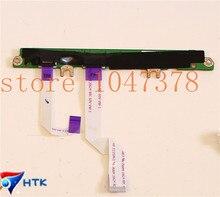 Оригинал для toshiba satellite t135 t135-s1309 13.3 сенсорной мыши кнопки ж кабель