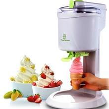 220V Лидер продаж Мягкие Сервис Мороженое машина Мороженое чайник старомодные Мороженое чайник
