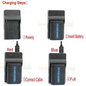 Image 5 - LANFULANG Camcorder Battery Charger Compatible For PANASONIC NV GS230 NV GS320 VDR D300 VDR M70 VDR M50 VDR D210