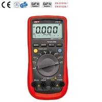 UNI T UT61C Digital Multimeter AC DC 5999 Count Multi meter Analog Voltage Temperature Tester RS232/USB interface LCD Backlight