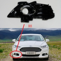 1 Piece RH Front Bumper Fog Light Cover For Ford Mondeo Fusion 2013 2015