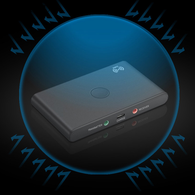 Rational Kebidu Wireless Adapter Tx6 Bluetooth Empfänger Sender 2 In 1 Mit Nfc 3,5mm Jack Aux Stereo Adapter Großhandel Funkadapter